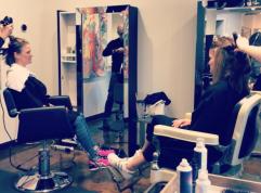 Scene Salon Dallas